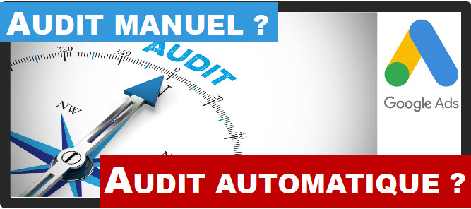 Audit Google adwords