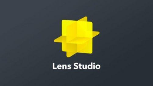 Lens studio pour personnaliser un profil snap