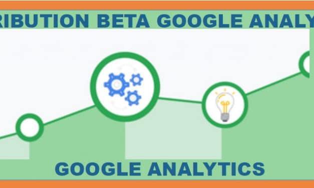 Attribution Beta de Google Analytics