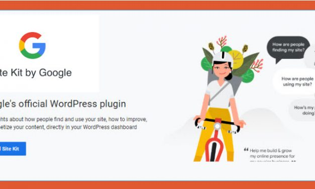 Plugin Site Kit de Google