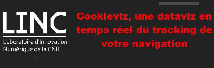 CookieViz, pour comprendre la collecte des données