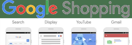 Google Shopping diffusé sur tout l'écosystème de Google
