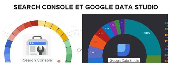 Search console et Google Data Studio
