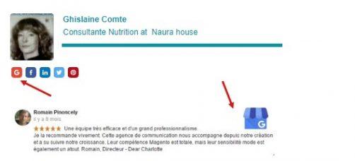 signature numerique google
