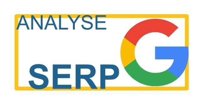 Analyse Comportementale des Serp Google
