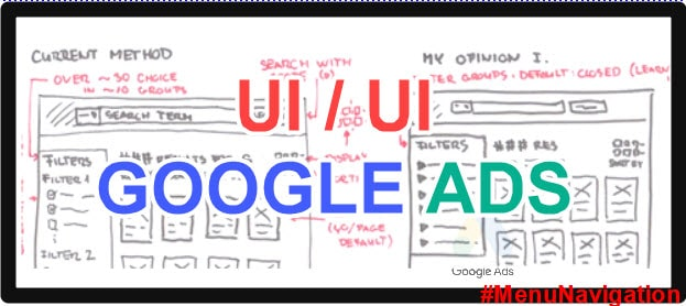 Google Ads lance une nouvelle navigation