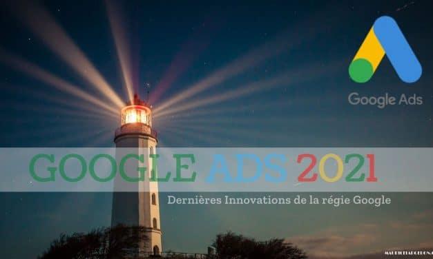 Google Ads 2021 : toujours plus de données !