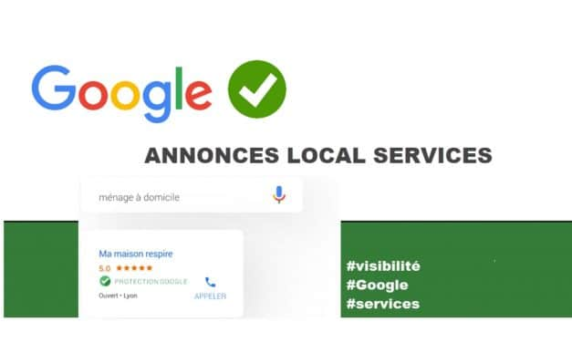 Google Annonces Local Services
