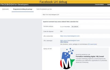 url debug tool facebook
