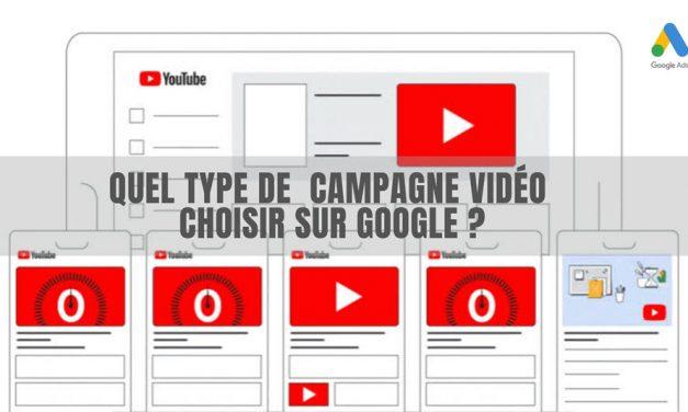 Comment aborder les campagnes vidéo sur Google ?