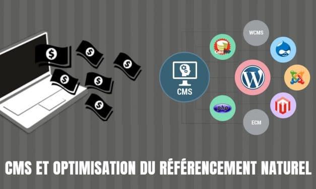 Performances Seo de 7 Plateformes de gestion de contenus (CMS)