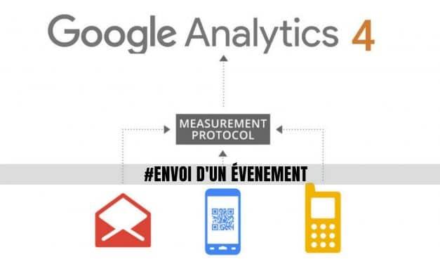 Utilisation de l'évent builder pour google analytics 4