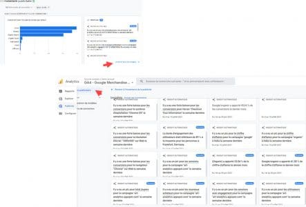 insights google analytics 4