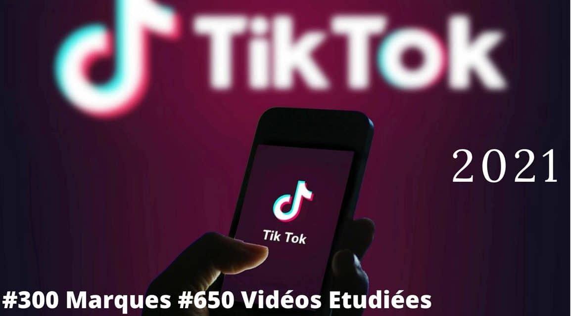 Enquête Tiktok 2021 par Invideo