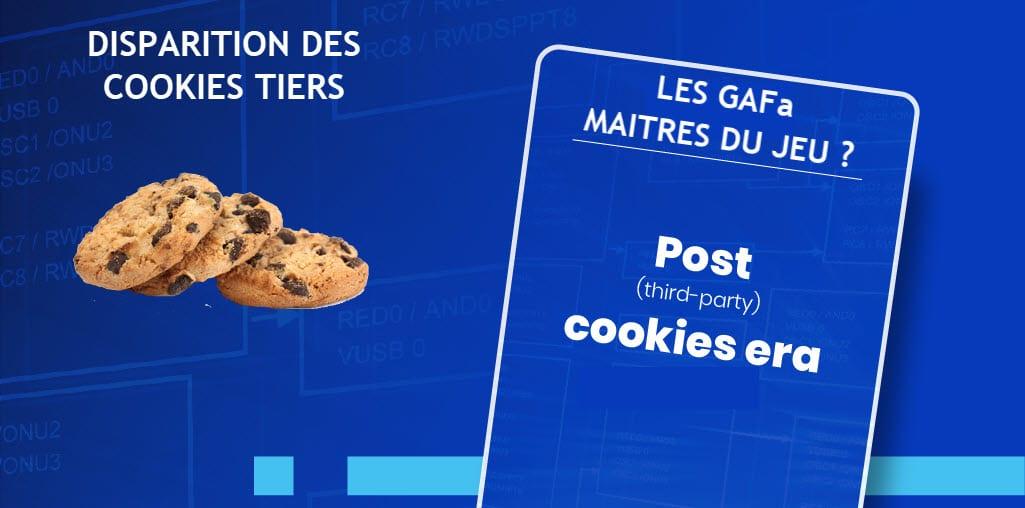 Les enjeux de l'ère post cookie publicitaire